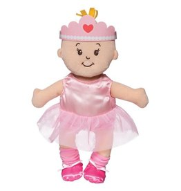 Manhattan Toy wee baby stella tiny ballerina doll set