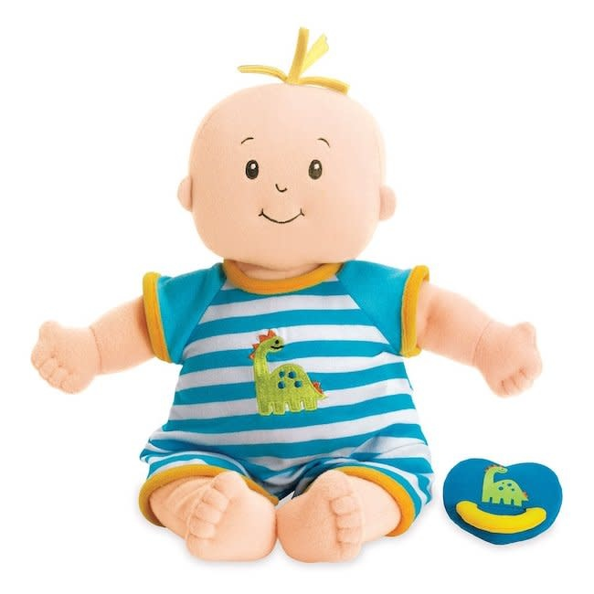 2fddad0a2978f Baby Stella Fella Doll by Manhattan Toy - Baby Charlotte