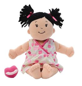 Manhattan Toy baby stella brunette doll