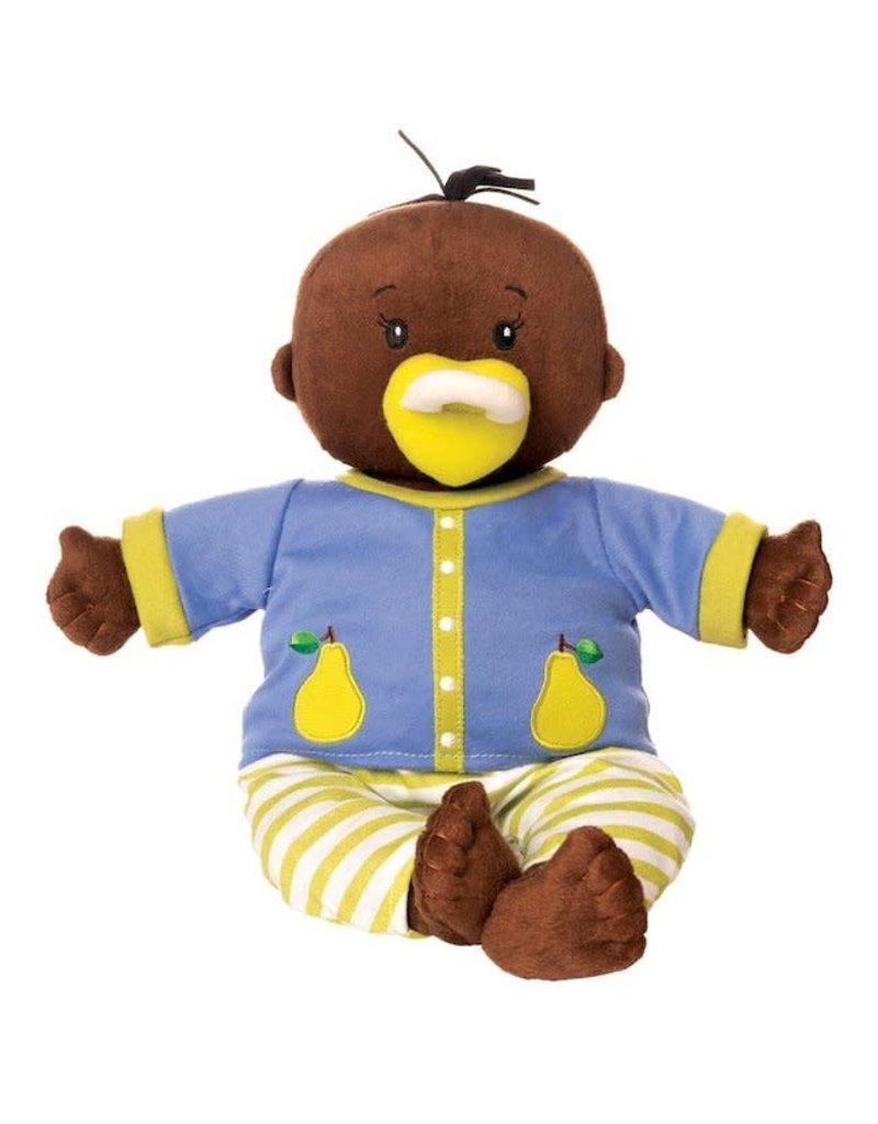 Manhattan Toy baby stella brown doll