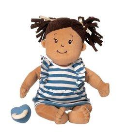 Manhattan Toy manhattan toy baby stella beige doll with brown hair