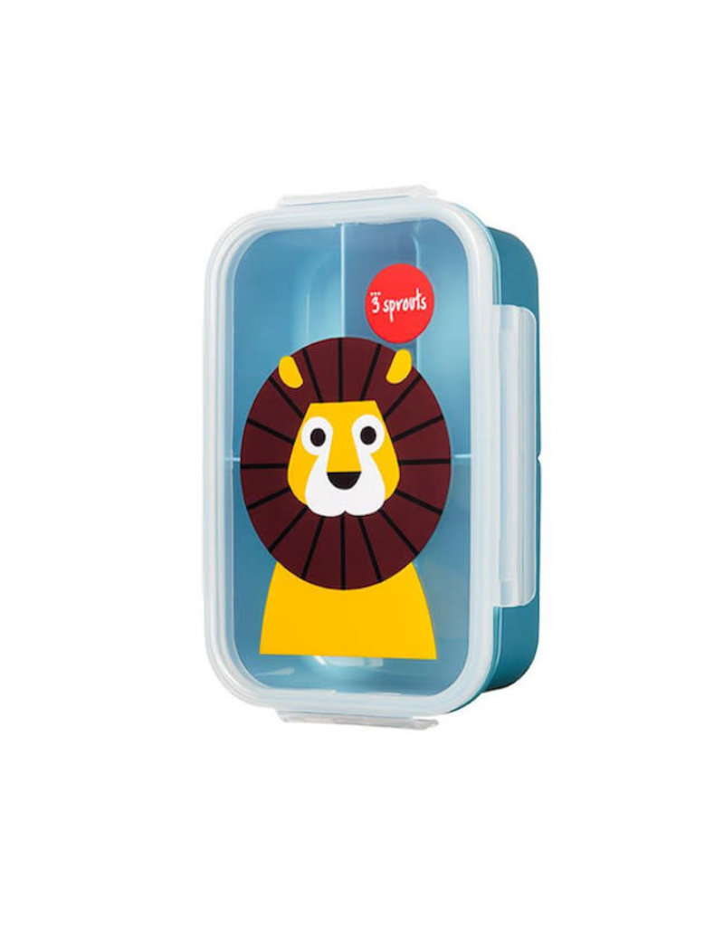 3 Sprouts 3 sprouts bento box - lion