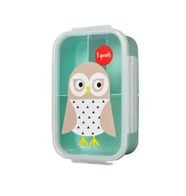3 Sprouts 3 sprouts owl bento box