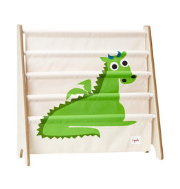 3 Sprouts 3 sprouts book rack - dragon