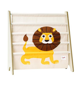 3 Sprouts 3 sprouts lion book rack