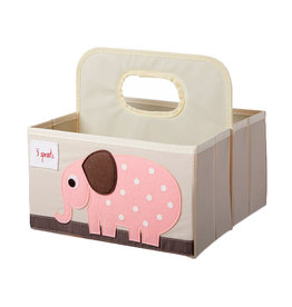 3 Sprouts 3 sprouts elephant diaper caddy