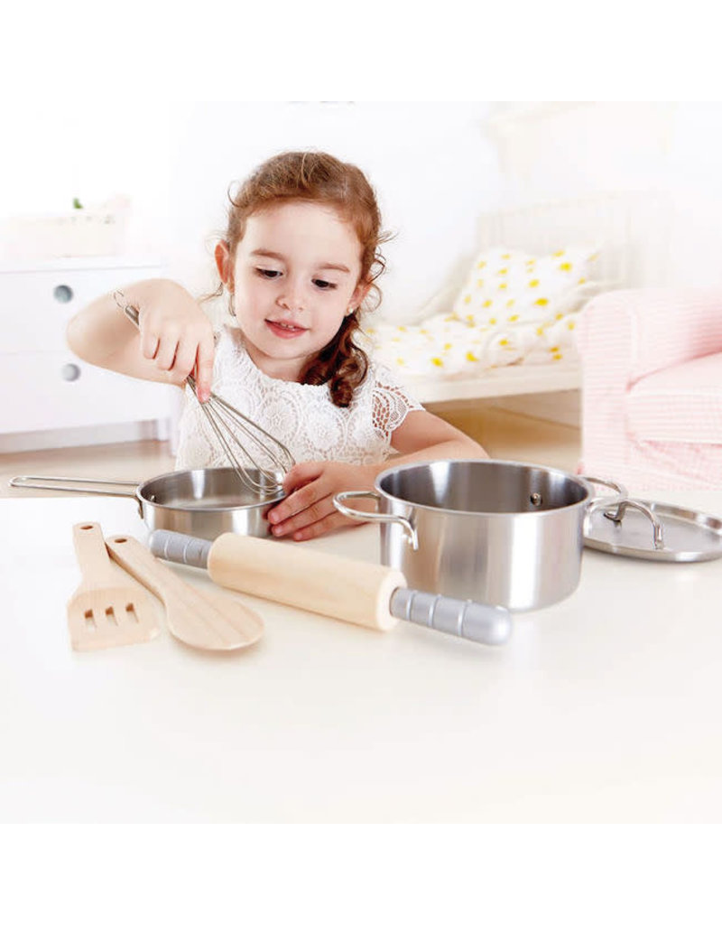 Hape Toys hape toys chef's cooking set