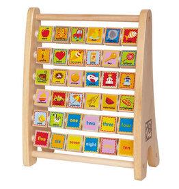 Hape Toys hape toys alphabet abacus