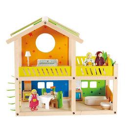 Hape Toys hape toys happy villa (furnished)