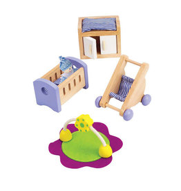 Hape Toys hape toys baby's room play figures