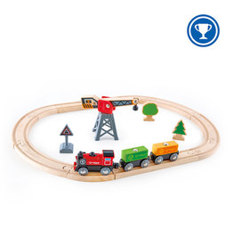 Hape Toys hape toys cargo delivery loop