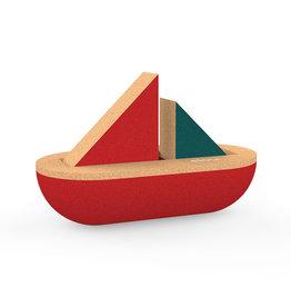 Elou Cork elou cork sailing boat