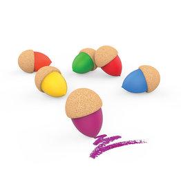 Elou Cork elou cork cork crayons 6pk