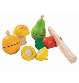 Plan Toys plan toys fruit and vegetable play set