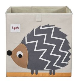 3 Sprouts 3 sprouts storage box - hedgehog
