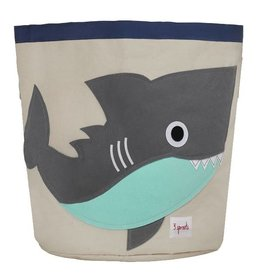 3 Sprouts 3 sprouts storage bin - shark