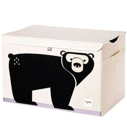 3 Sprouts 3 sprouts toy chest - bear