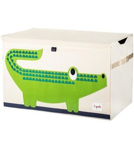 3 Sprouts 3 sprouts crocodile toy chest