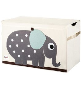 3 Sprouts 3 sprouts elephant toy chest
