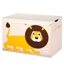 3 Sprouts 3 sprouts toy chest - lion