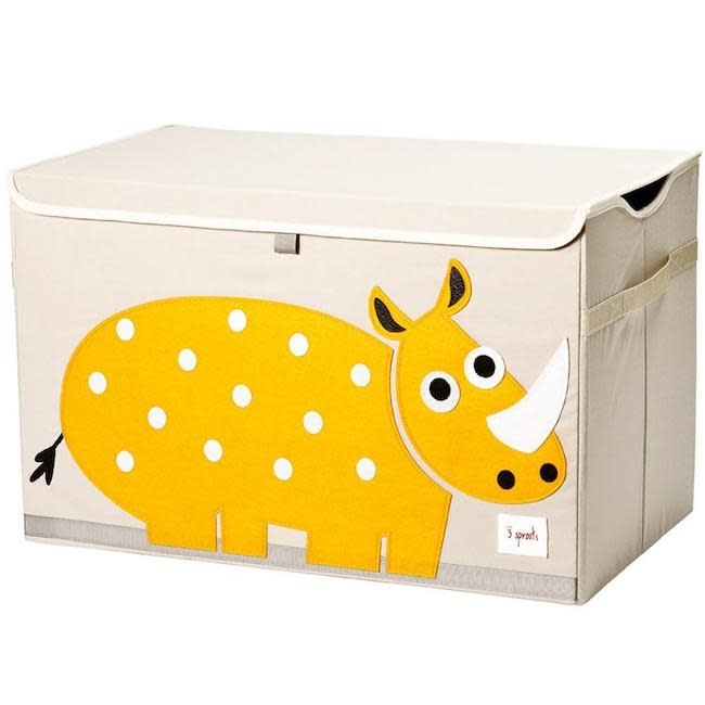 3 Sprouts 3 sprouts toy chest - rhino