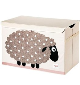 3 Sprouts 3 sprouts toy chest - sheep