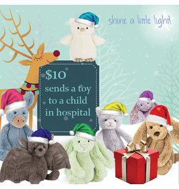 Jellycat A Shine A Little Light Toy Sponsor