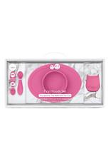 EzPz ezpz first foods set - pink