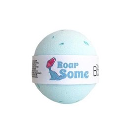The Bath Bomb Co. the bath bomb company roarsome mini bath bomb 95g