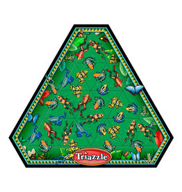 Channel Craft channel craft classic triazzle tray puzzle - poison arrow frogs