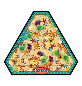 Channel Craft channel craft classic triazzle tray puzzle - tidepool treasures