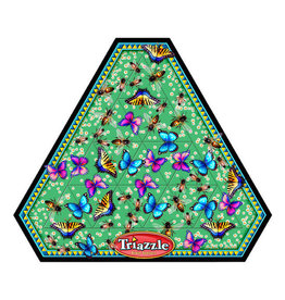 Channel Craft channel craft classic triazzle tray puzzle - vital pollinators