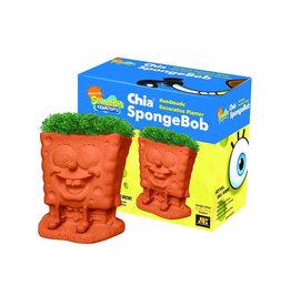 Chia chia pet nickelodeon spongebob squarepants
