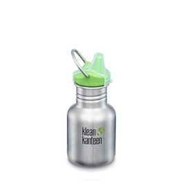 Klean Kanteen klean kanteen 12oz kid classic sippy - brushed stainless