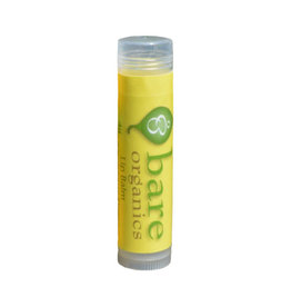 Bare Organics bare organics lip balm - natural honey 4g