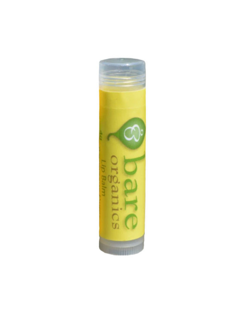 Bare Organics bare organics lip balm - natural honey 4g