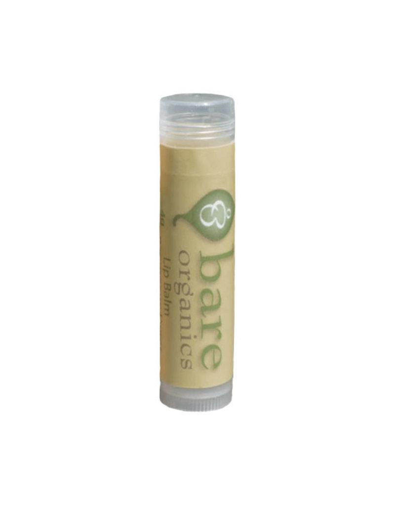 Bare Organics bare organics lip balm - vanilla 4g