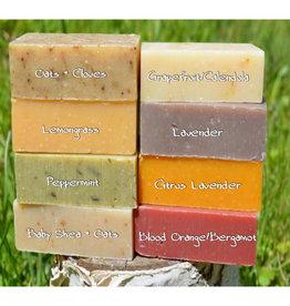 Bare Organics bare organics naked bar soaps - oats + cloves 113g