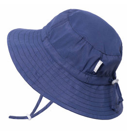 Twinklebelle jan + jul by twinklebelle aqua dry bucket sun hat - navy