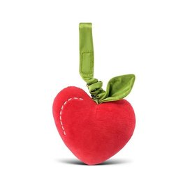 Apple Park apple park organic fruit + veggie stroller toy - apple