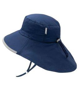 Twinklebelle jan + jul by twinklebelle cotton adventure sun hat - navy