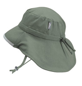 Twinklebelle jan + jul by twinklebelle aqua dry adventure sun hat - green
