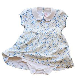 Pineapple Sunshine pineapple sunshine arabella blue floral dress