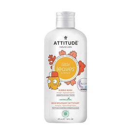 Attitude attitude little leaves bubble bath - mango 473 ml