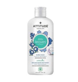 Attitude attitude little leaves bubble bath - blueberry 473 ml