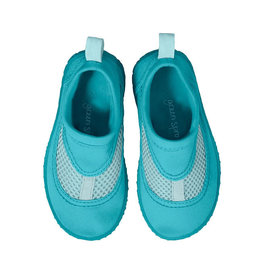 green sprouts water shoes - aqua