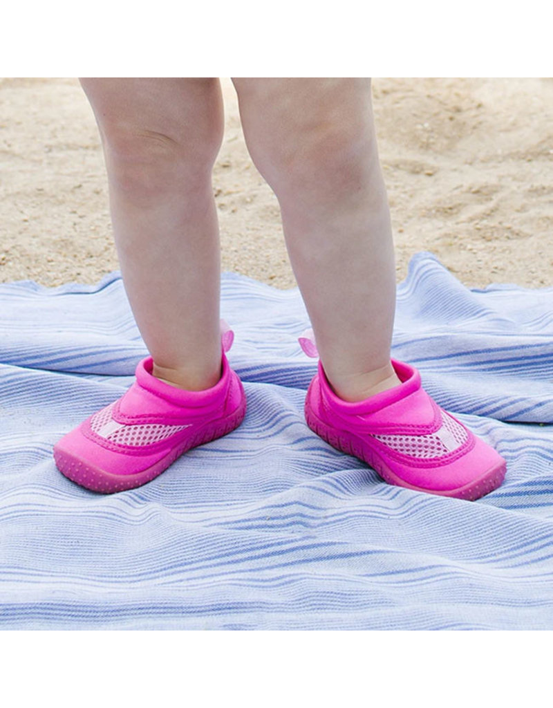 green sprouts water shoes - pink