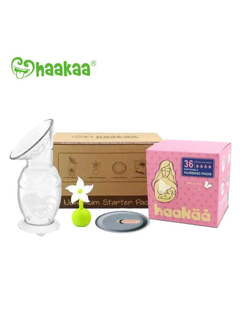 Haakaa haakaa new mom starter kit