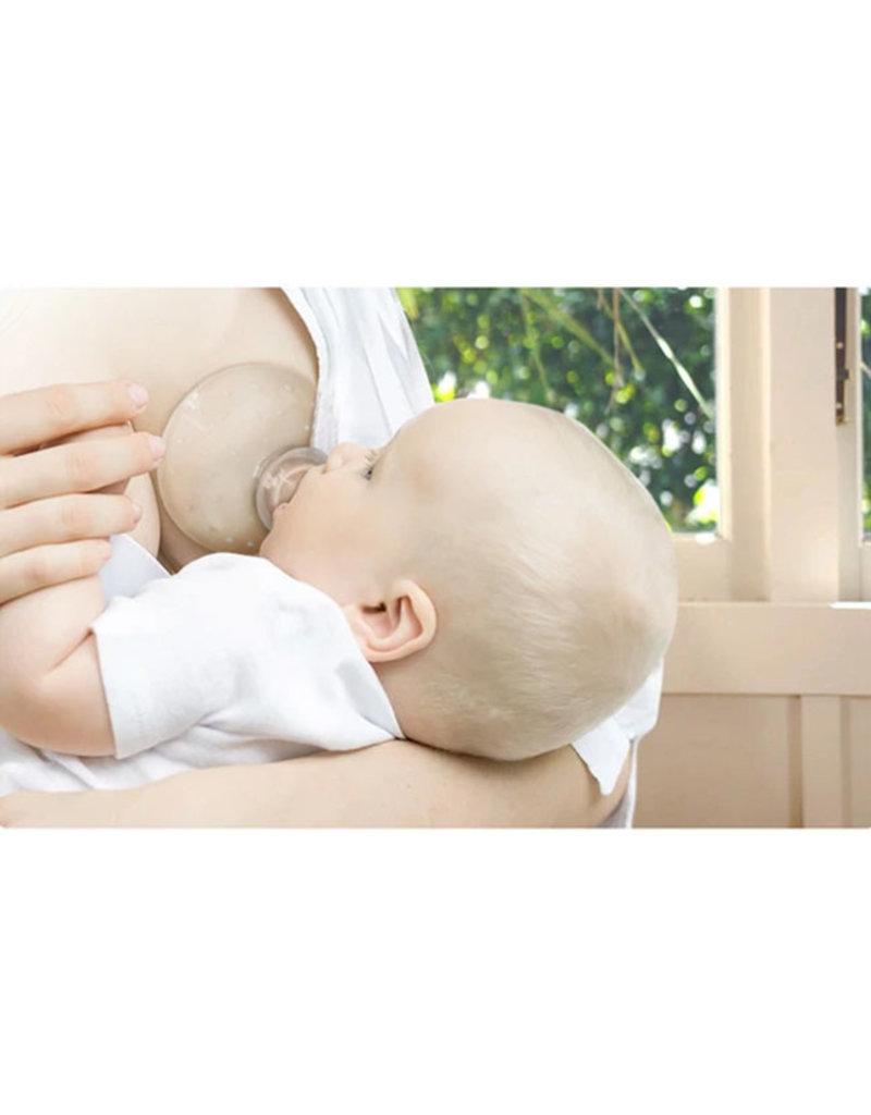 Haakaa haakaa silicone breastfeeding nipple shield