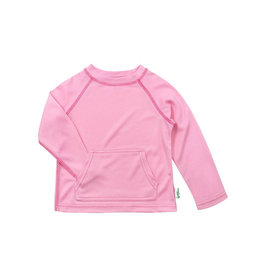 green sprouts breathable sun protection shirt - light pink
